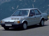 lemy blatniku Ford Orion 1983-1990