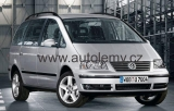 lemy blatniku VW Sharan/Ford Galaxy 1996-2010