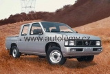 lemy blatniku Nissan Pick Up 1986-1998
