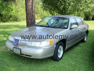 lemy blatniku Lincoln Town Car 1998-2002