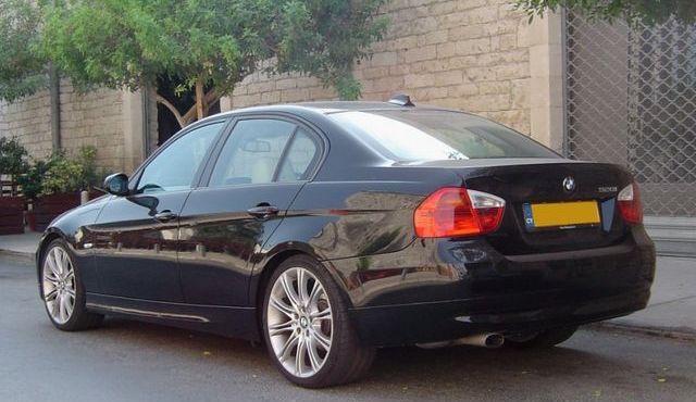 lemy blatniku BMW 3 E90