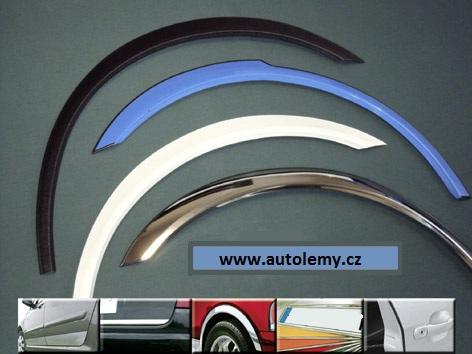 lemy blatniku Fiat Doblo 2000-2009