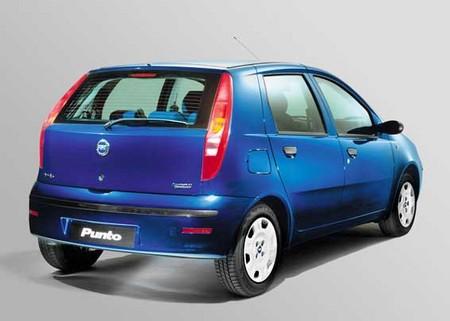 lemy blatniku Fiat Punto 1999-2005