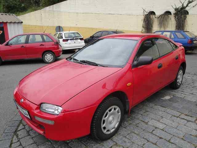 lemy blatniku Mazda 323F 1994-1998
