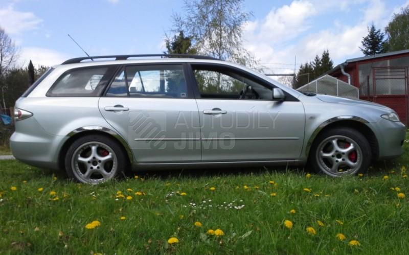 lemy blatniku Mazda 6 2002-2008