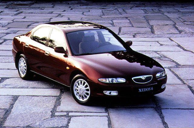 lemy blatniku Mazda Xedos 6 1994-1999