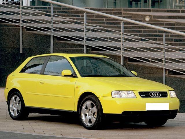 lemy blatniku Audi A3/S3 1996-2002