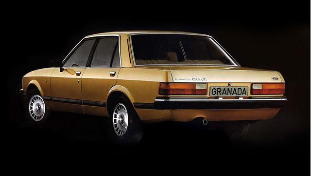 lemy blatniku Ford Granada 1977-1985