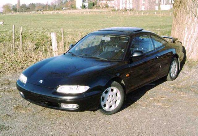lemy blatniku Mazda MX-6 1992-1997