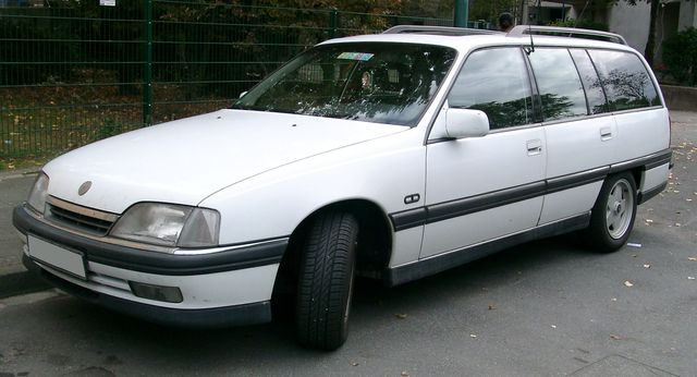 lemy blatniku Opel Omega A 1986-1994