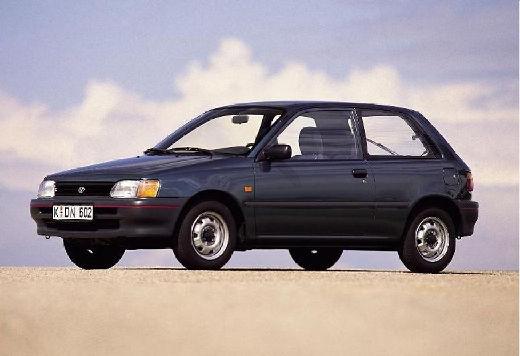 lemy blatniku Toyota Starlet 1986-1996