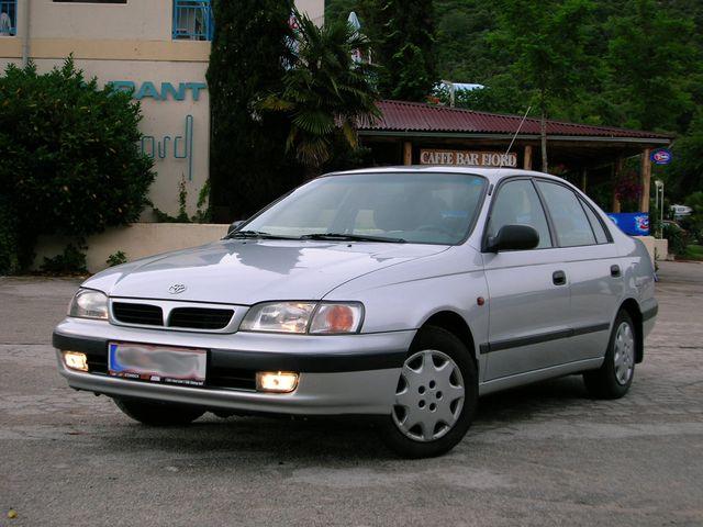 lemy blatniku Toyota Carina E 1992-1997