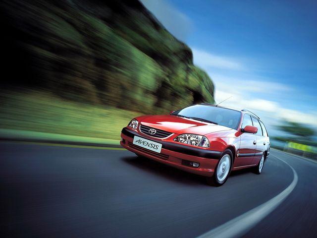 lemy blatniku Toyota Avensis 1997-2002