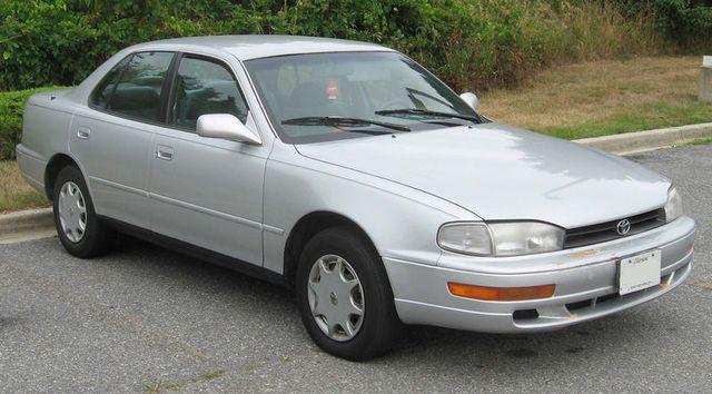 lemy blatniku Toyota Camry 1992-1996