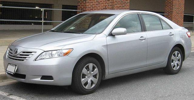 lemy blatniku Toyota Camry 2006-2011