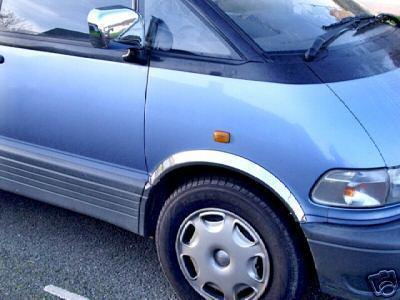 lemy blatniku Toyota Previa/Estima