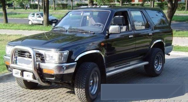 lemy blatniku Toyota Hilux 1986-1998