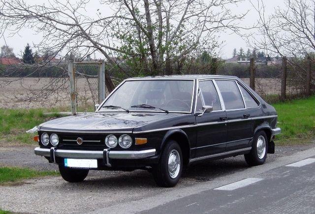 lemy blatniku Tatra 613