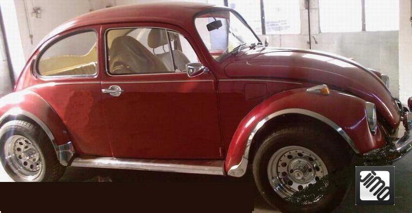 """lemy blatníků VW Beetle """"Brouk"""" 1967-1994"""