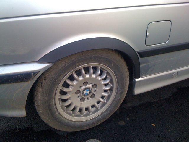 lemy blatniku-BMW 3 E36 Compact
