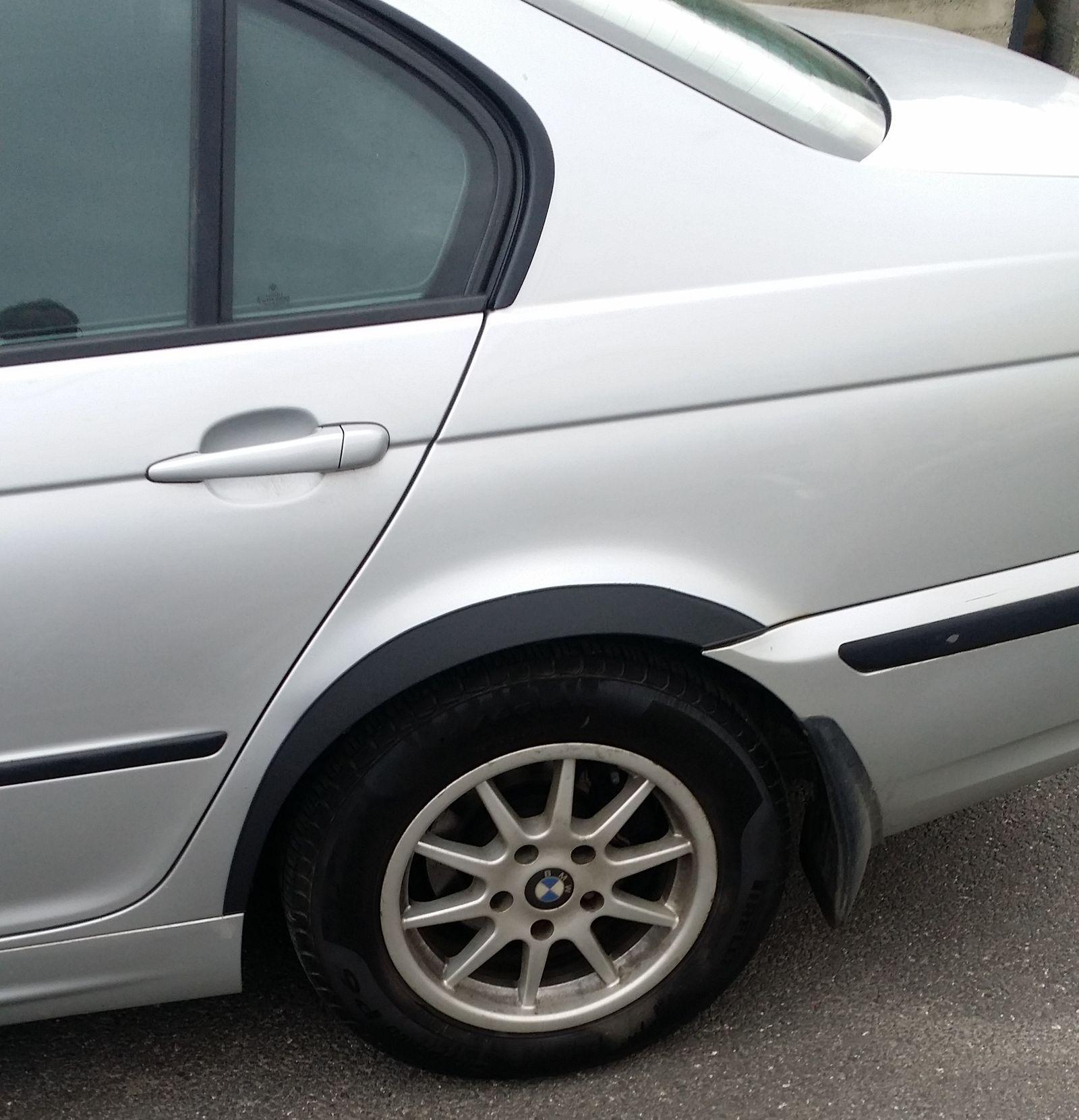 lemy blatniku BMW 3 E46